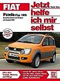 Fiat Panda (Typ 169): Benziner/Diesel/Erdgas ab Baujahr 2003: 3255