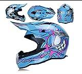caratteristiche mcrui casco da motocross per