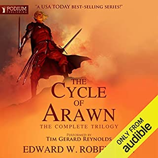 The Cycle of Arawn Titelbild