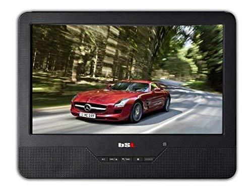 Belson BSL9S- DVD portátil de 9 , Color Negro