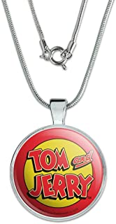 tom and jerry jewelry