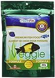 Northfin Food Veggie Formula 2Mm Pellet 250 Gram Package