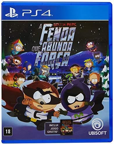 South Park:- A Fenda que Abunda Força - PlayStation 4