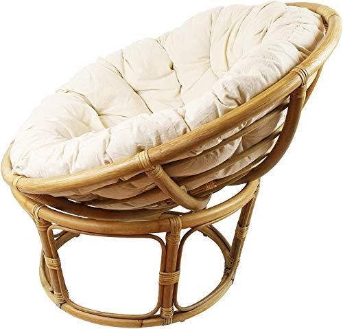 Dekoleidenschaft -   Papasan-Sessel aus