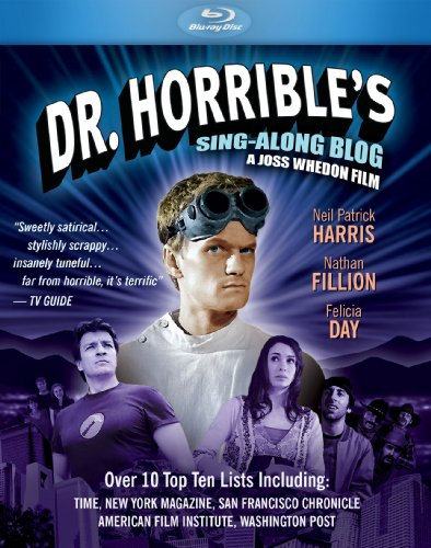 Dr Horrible's Sing-A-Long Blog [Blu-ray]
