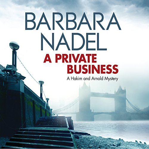 A Private Business audiobook cover art