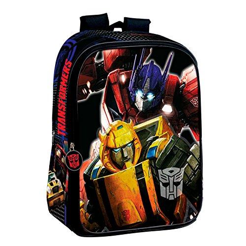 Perona Transformers Zaino, 43cm, Multicolore