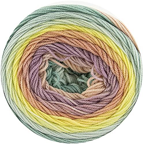 Katia Baby Degradé Color 303 - Ovillo de lana merino sin mulesing con degradado, para punto o ganchillo