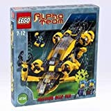 LEGO Alpha Team: Mission Deep Sea 4794 AT Command Patrol