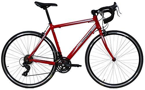 Bicicletta da Uomo 28' 21V H51 Denver Corsa Rossa