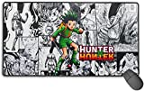 Hunter X Hunter-Gon Non-Slip Mouse Pad Rectangle Rubber Gaming Mouse Pad Anime Mouse Pad 35.4x15.7 Inch(90x40 cm)