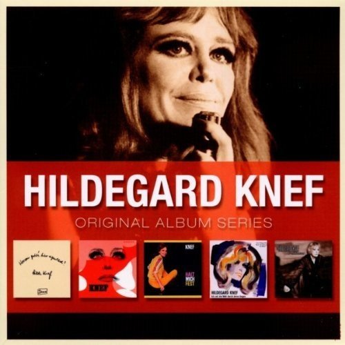 Hildegard Knef - Original Album Series