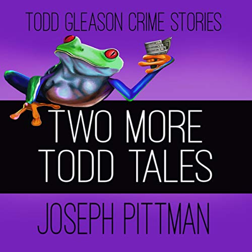 Two More Todd Tales cover art