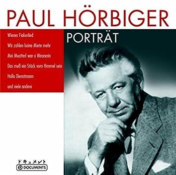 Paul Hörbiger - Porträt