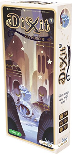 Asmodee – dix09fr – Dixit 7 Revelations