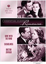 Essential Classic Romances: (Gone with the Wind / Casablanca / Doctor Zhivago)