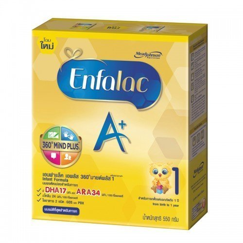Enfamil Enfalac A+ 360° Mind Plus Milk...