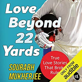 Love Beyond 22 Yards cover art