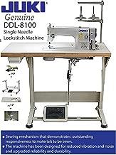 juki sewing machine ddl 8100e
