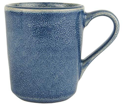 IB Laursen - Becher, Henkelbecher, Kaffeebecher - Blue Dunes/Blau - Steingut