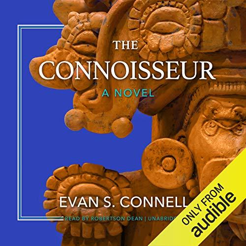 Page de couverture de The Connoisseur