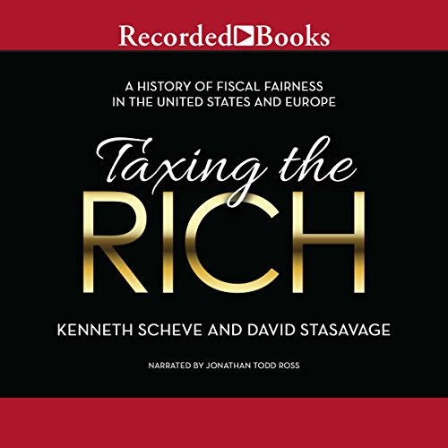 Taxing the Rich audiobook cover art