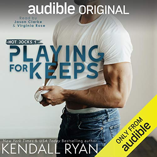 Page de couverture de Playing for Keeps