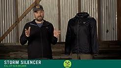 Spring Green Predator Camo Mens Ultra Lightweight Jacket