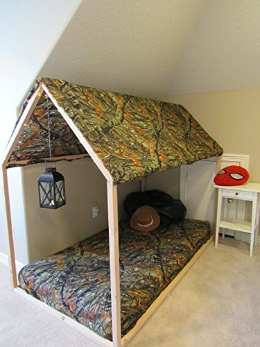 Twin Bed House