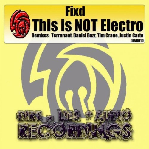 The Is Not Electro (Justin Carto Remix)