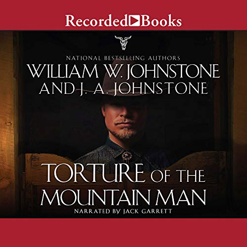 Torture of the Mountain Man audiobook cover art