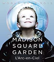 WORLD TOUR 2012 LIVE at MADISON SQUARE GARDEN(Blu-ray Disc)