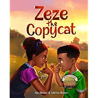 Zeze the Copycat: A Heartwarming Rhyming Book for Kids about Being Yourself and Individuality [Illustrated Elementary School Reader]