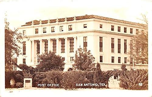 Post Office San Brand Cheap Sale Venue Antonio postcard Max 78% OFF Texas