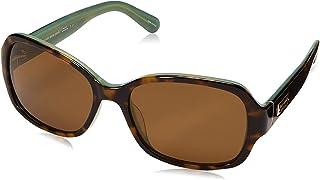 نظارات شمسية مستقطبة مستطيلة اكيرا للنساء من شركة كايت سبايد نيو يورك