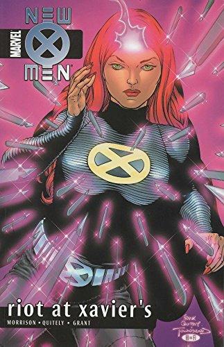 New X-Men Volume 4: Riot At Xavier's TPB