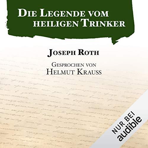 Page de couverture de Die Legende vom heiligen Trinker