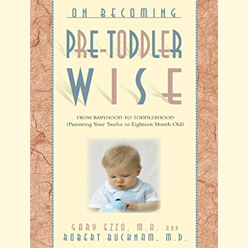 On Becoming Pre-Toddlerwise audiobook cover art