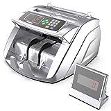 Money Counter Machine with UV/MG/IR/MT, Kaegue Counterfeit Bill Money Detector Machine, Business Grade Bill Cash Counter...
