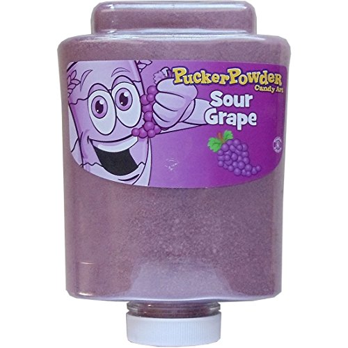 Sour Grape Pucker Powder Candy Art …