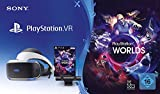 PS4 - PlayStation VR Brille V2 + VR Worlds (VR-Brille I Virtual Reality)