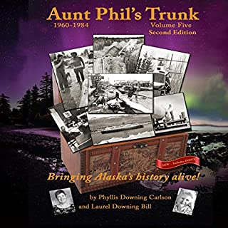 Aunt Phil's Trunk: Volume Five, Second Edition audiobook cover art
