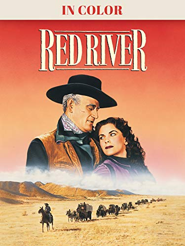 Red River (Colorized)