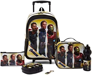 Marvel Boys School Bags, Multi - TRBT1131