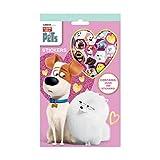 Anker Secret Life of Pets 700 Pegatinas, diseño de la Vida Secreta de Las Mascotas