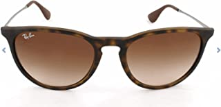 Ray-Ban Men's Erika Nylon Sunglasses, Brown