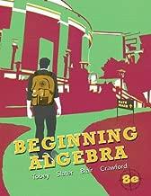 Beginning Algebra (8th Edition)