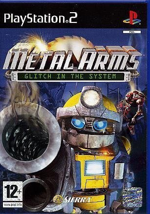 Metal Arms Glitch In The System Ps2 Ver. Francia
