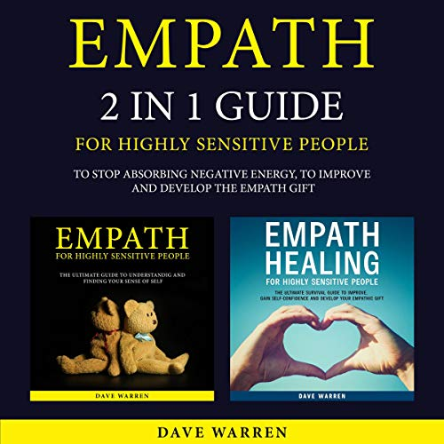 Empath 2-in-1 Guide for Highly Sensitive People cover art