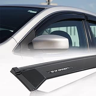 LT Sport SN#100000001321-201 for 11-15 Toyota Sienna 2mm Injection Window Visor